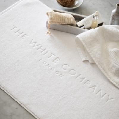 The White Company Signature Bath Mat New In Bathroom The White Company Uk