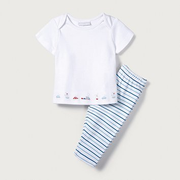 fd008b9d71c31 Transport   Stripe Pajamas