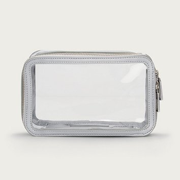 7741e0ae5fd4 Wash Bags | Make Up & Cosmetic Bags | The White Company UK