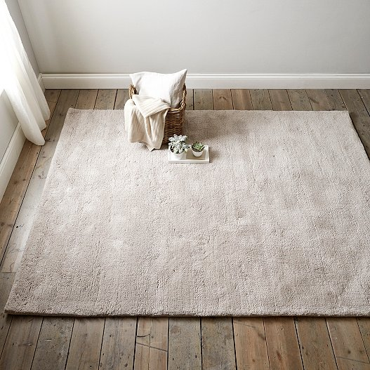 Tufted Wool Rug