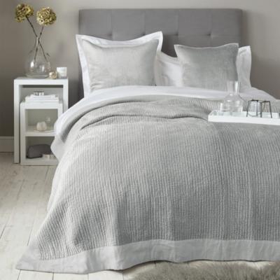 Vienne Quilt - Silver