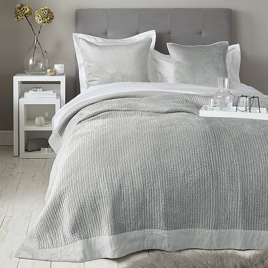 Vienne Quilt & Cushion Covers