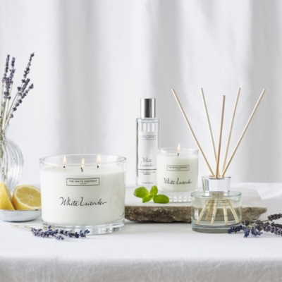 White Lavender Luxury Set