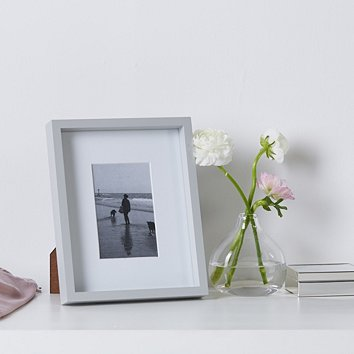 Photo Frames White Silver Picture Frames The White Company