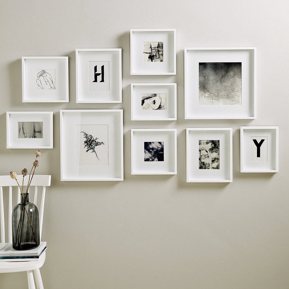 Picture Gallery Large Wall Photo Frame Set Photo Frames The
