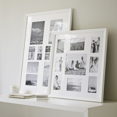 12 Aperture Fine Wood Photo Frame Photo Frames The White Company Uk