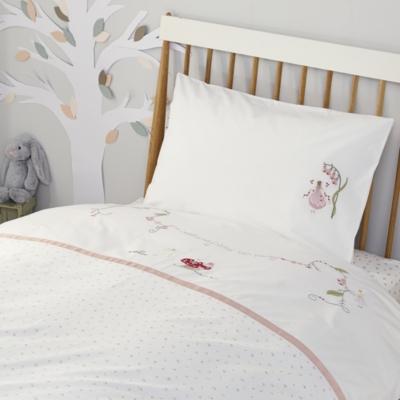 Woodland Fairy Cot Bed Bedding Set Children S Bed Linen