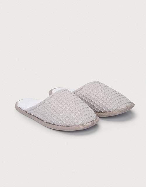 Slippers| Luxury & Cashmere Bed Socks | The White Company US