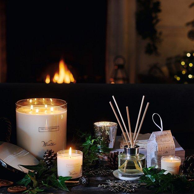 Winter Indulgence Candle