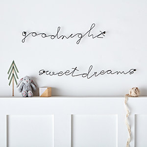 Wire Words - Set of 2