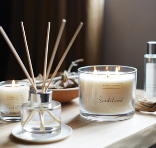 SALE: UP TO 50% OFF CANDLES & FRAGRANCE
