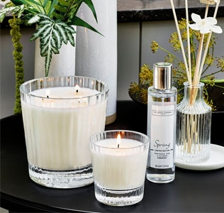 New In Candles & Fragrance