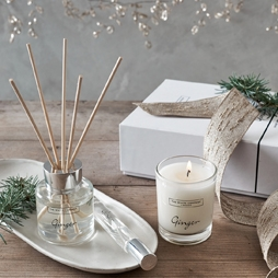 UP TO 50% OFF CANDLES & FRAGRANCE